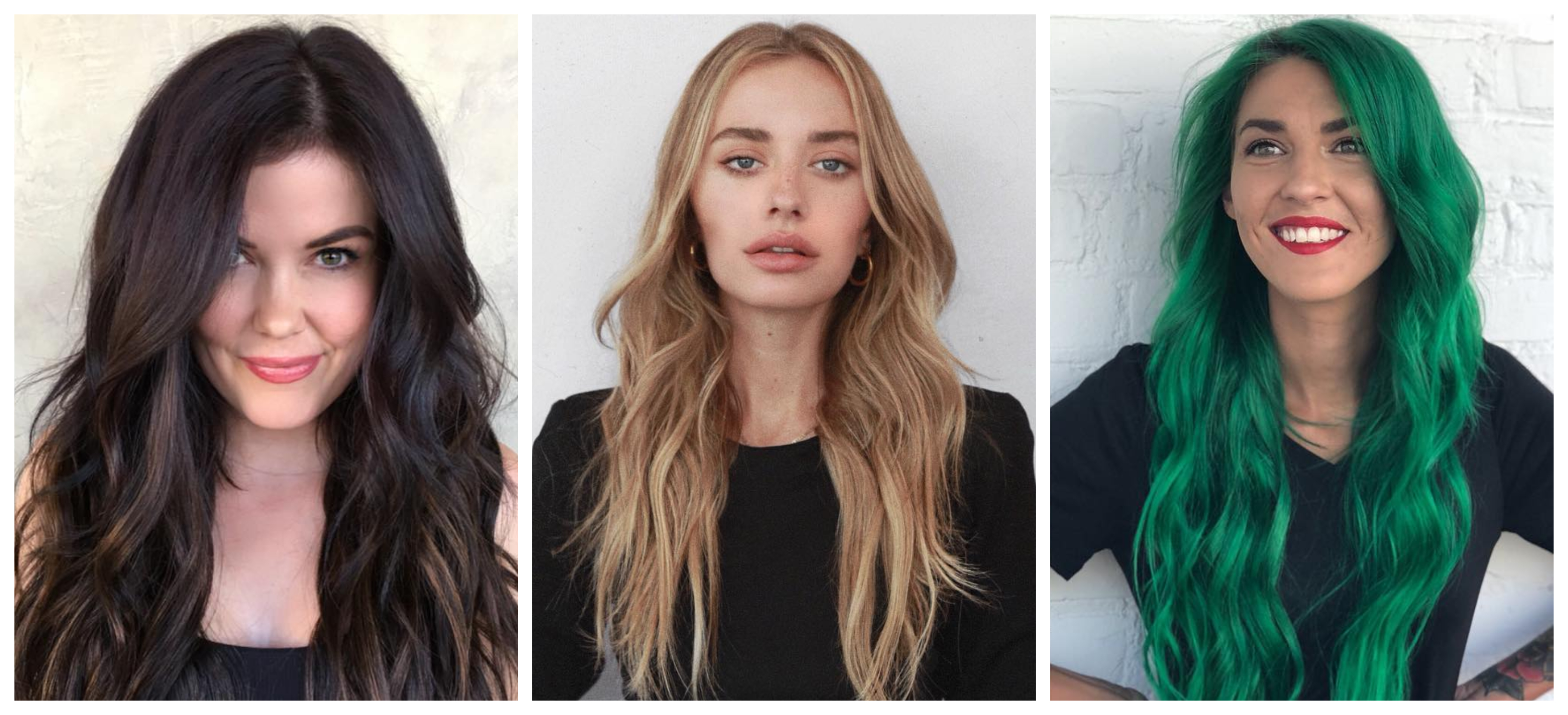 Natural Looking Exyensions Hair Trend