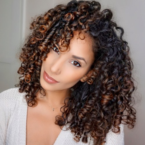 Best Deva Cut Hairstyles For Curly And Wavy Natural Hair