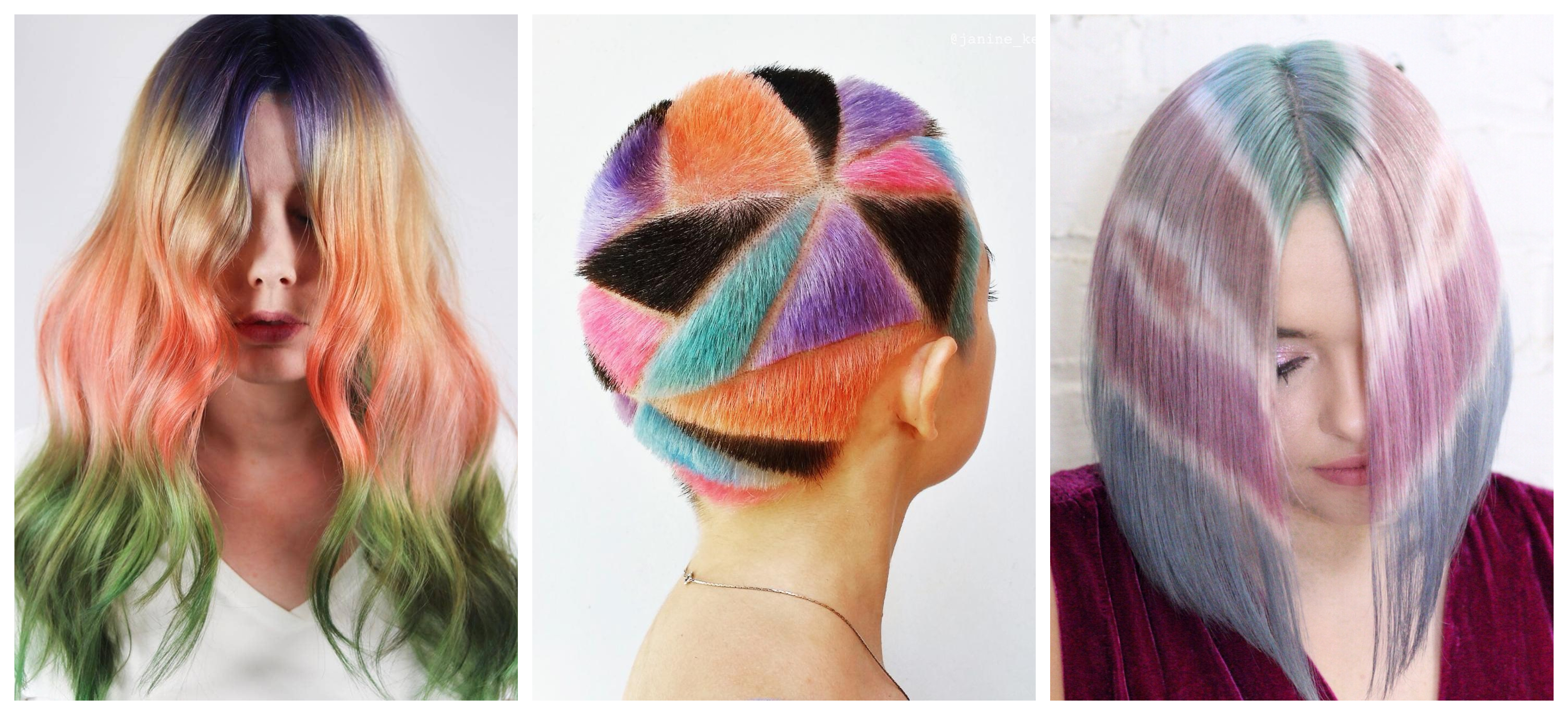 Experiments With Color Trend