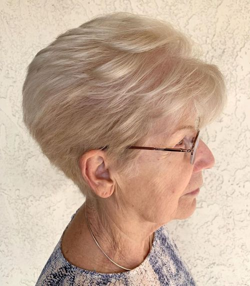 Voluminous Pixie For Women Over Yrs Old