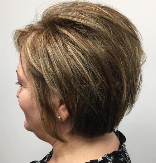 Short Hairstyle For Women With Fine Thin Hair