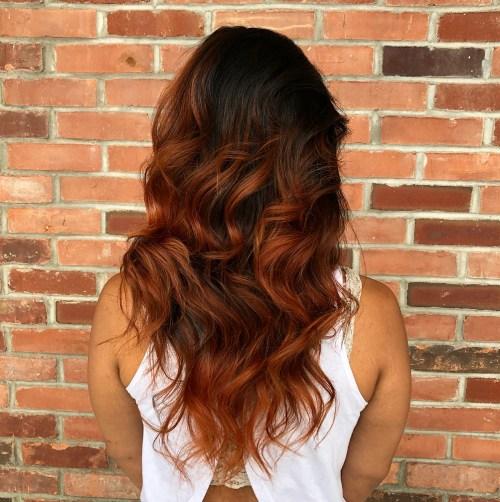 rapide racines ombre fondus entretien cheveux aspects