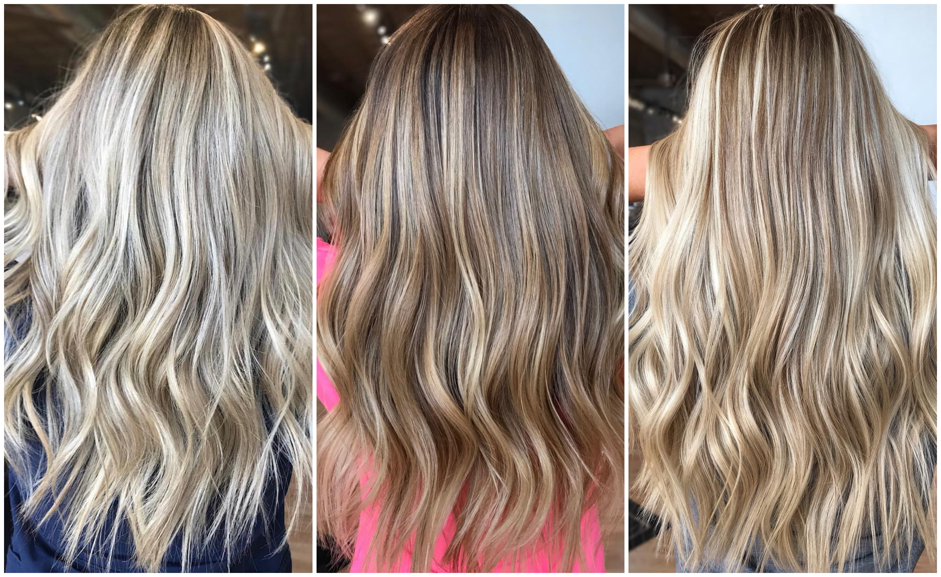 Foilyage Hair Color Technique