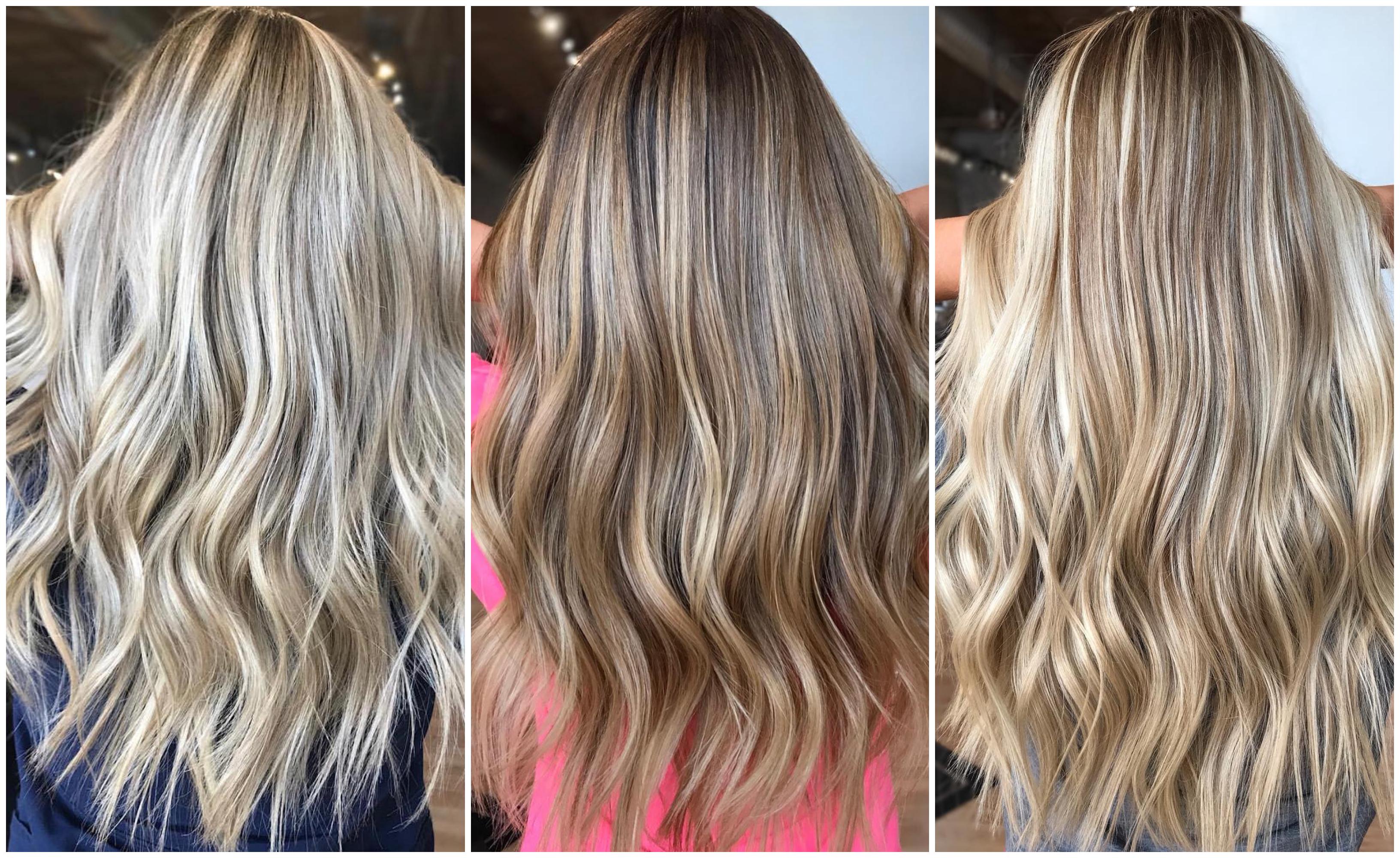 votre technique preferee foilyage couleur cheveux