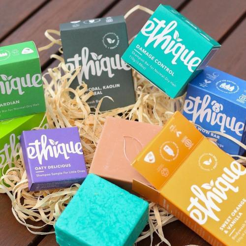 Ethique Solid Shampoo Bar