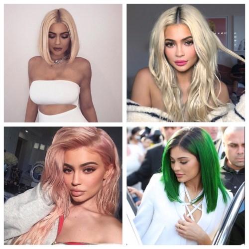 Kylie Jenner Wigs 1