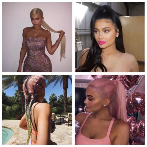 Kylie Jenner Wigs 4