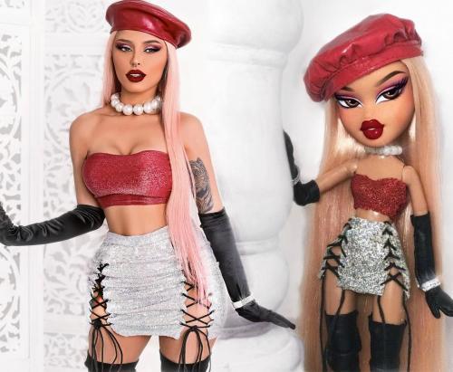 Pastel Pink Mermaid Wig