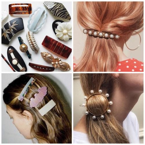 Vintage Hair Pieces