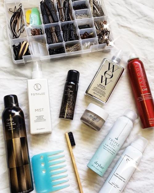 Styling Products For Long Hair