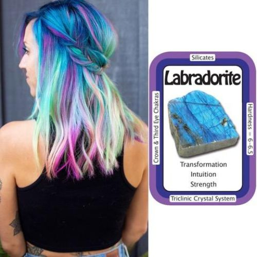 Labradorite Hair