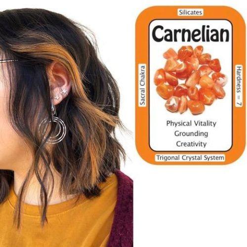 Carnelian Hair