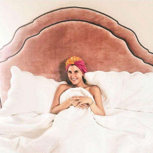 Silk Cap For Bedtime