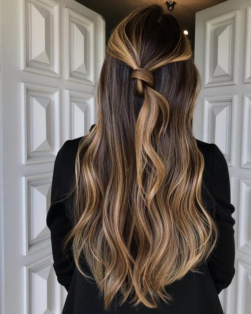 Dulce De Leche Fall Haircolor