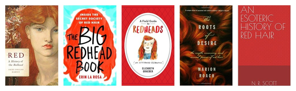 Books About Redheads
