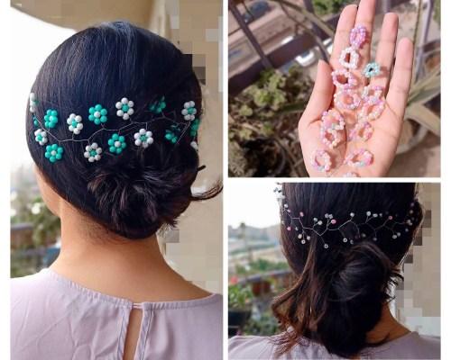 Hair Vine For Romantic Look