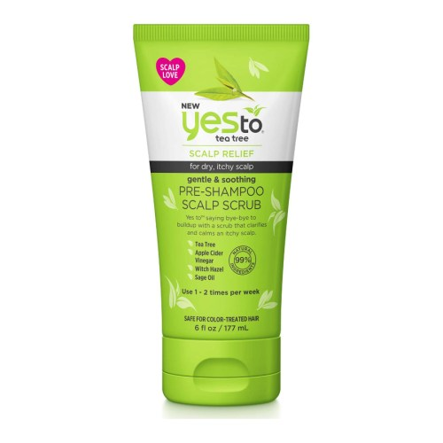 Yes To Tea Scalp Scrub