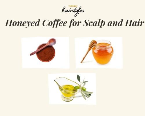 Honeyed Coffee Hair Mask