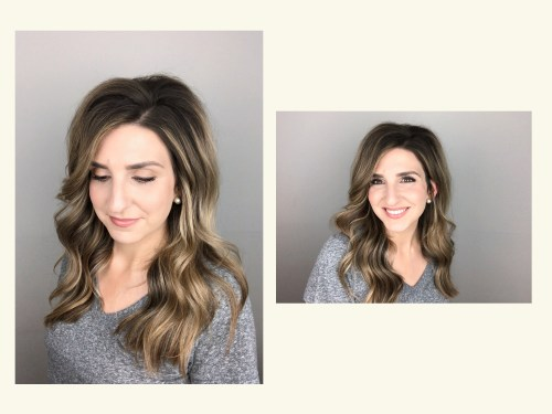 How To Tease Hair: Step 7