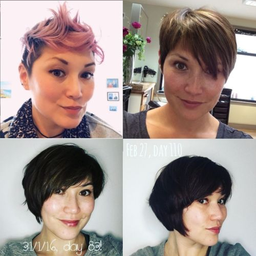 Growing-Out-Short-Hair-Transition-Hairstyles