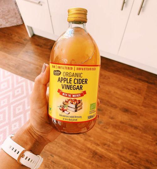 Apple Cider Vinegar Lightening