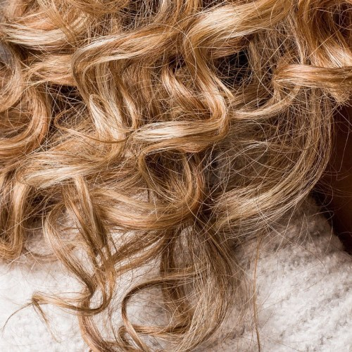 Hair Texture And Aging