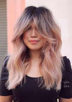 Hairstyles And Haircuts With Bangs To Try In 2021 The Right Hairstyles