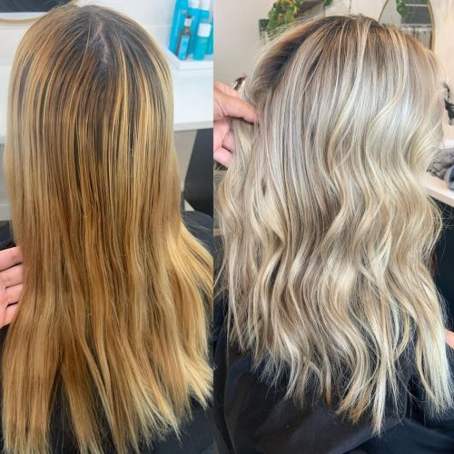 Fixing Blonde Hair that Gone Wrong