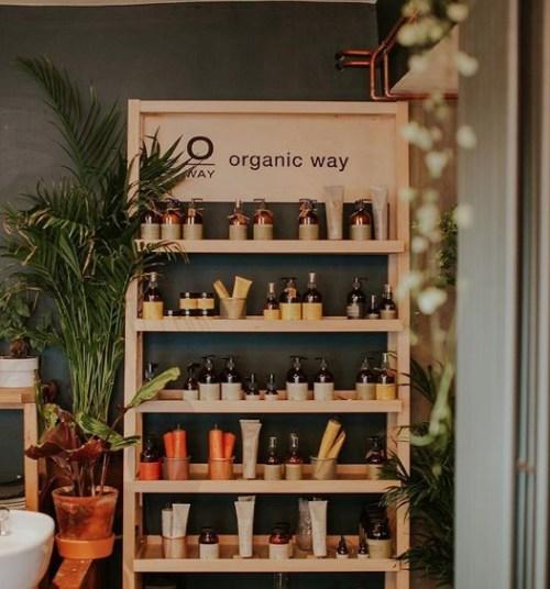Salon Using Vegan Hair Products