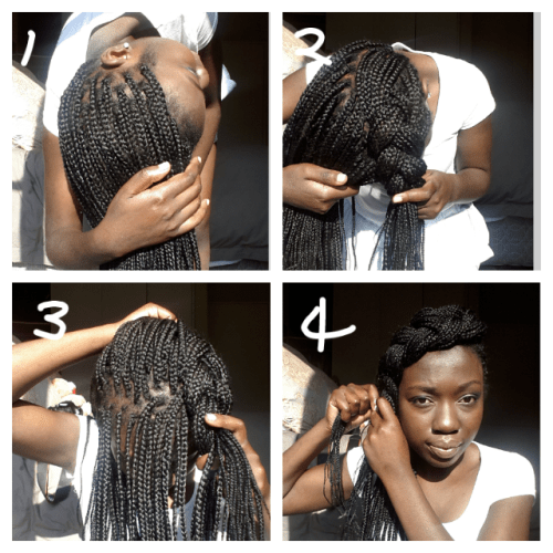 Admirable 50 Exquisite Box Braids Hairstyles To Do Yourself Short Hairstyles For Black Women Fulllsitofus