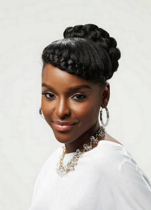 Superb 70 Best Black Braided Hairstyles That Turn Heads In 2017 Short Hairstyles For Black Women Fulllsitofus