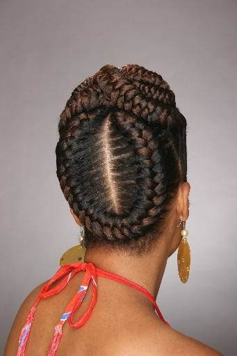 Swell 70 Best Black Braided Hairstyles That Turn Heads In 2017 Hairstyles For Women Draintrainus