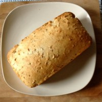 Yummy Grape Nuts Bread