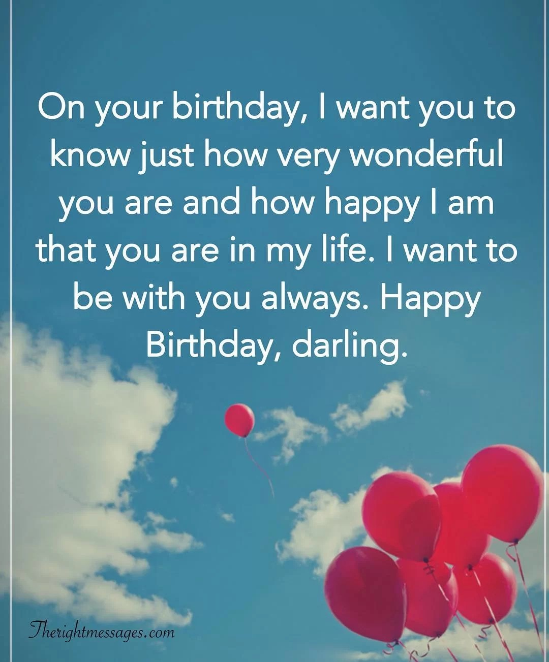 Short And Long Romantic Birthday Wishes For Boyfriend The Right Messages