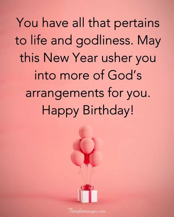 30 Christian Birthday Wishes For Friends Son Daughter Brother The Right Messages