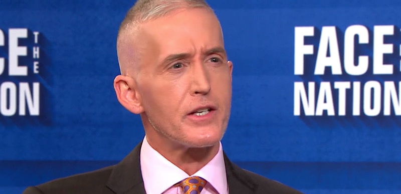 Trey Gowdy RIPS into Peter Strzok, REGRETS not being tougher on him
