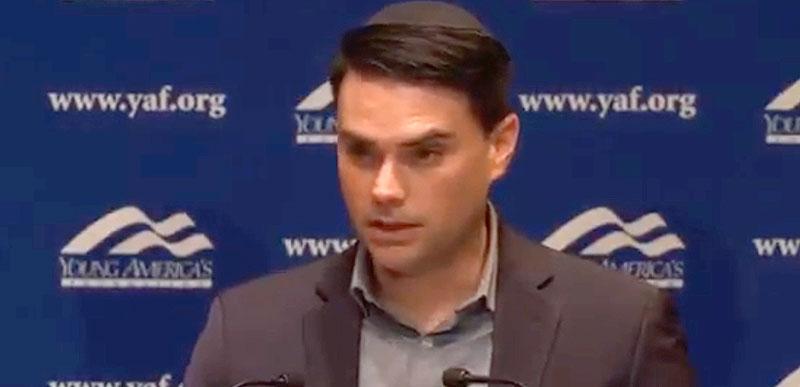 Ohio State sends WARNING message to students about Ben Shapiro's speech! – [FULL SHAPIRO SPEECH]