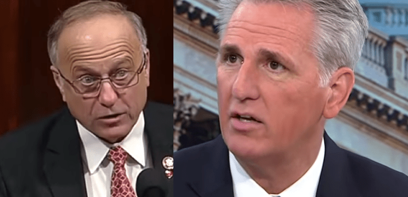 BREAKING: Steve King STRIPPED of committee assignments – HE RESPONDS…