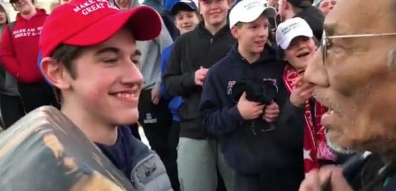 Investigation findings RELEASED into the Covington Catholic school kids with Nathan Phillips