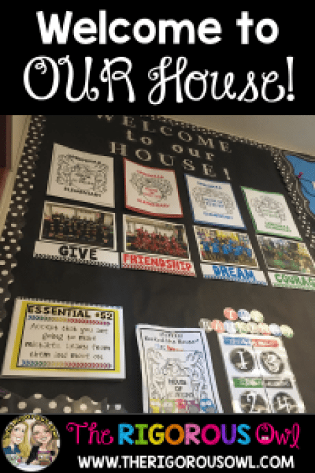 Why you should implement the House System inspired by Ron Clark at your school. Our students love belonging to a house! Click here and learn more about the House System.