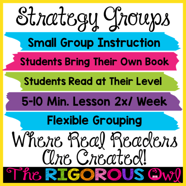 Strategy Groups EXPLAINED!