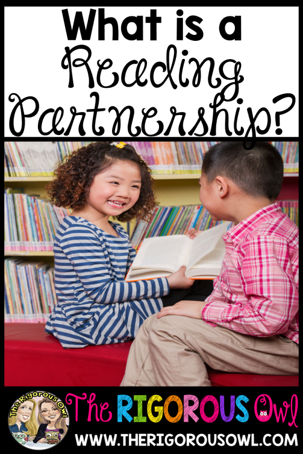 Find out what Reading Partnerships are HERE!