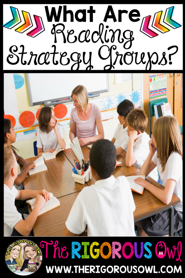 Learn all about Reading Strategy Groups HERE!