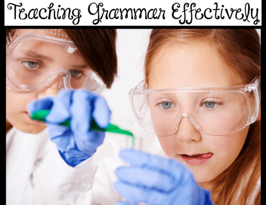 the magical formula for teaching grammar effectively