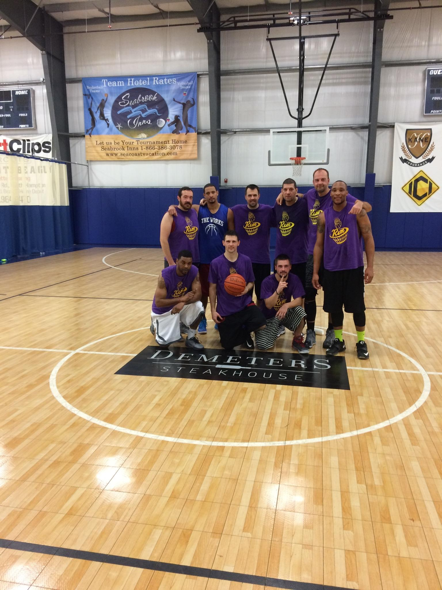 Fall 2015 Div 1 Champs- Demeters