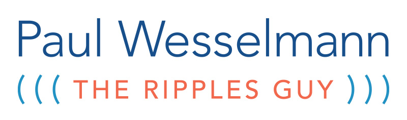 Paul Wesselman - The Ripples Guy
