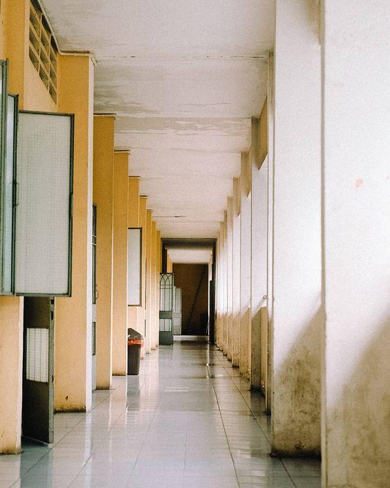 Hostel Corridors