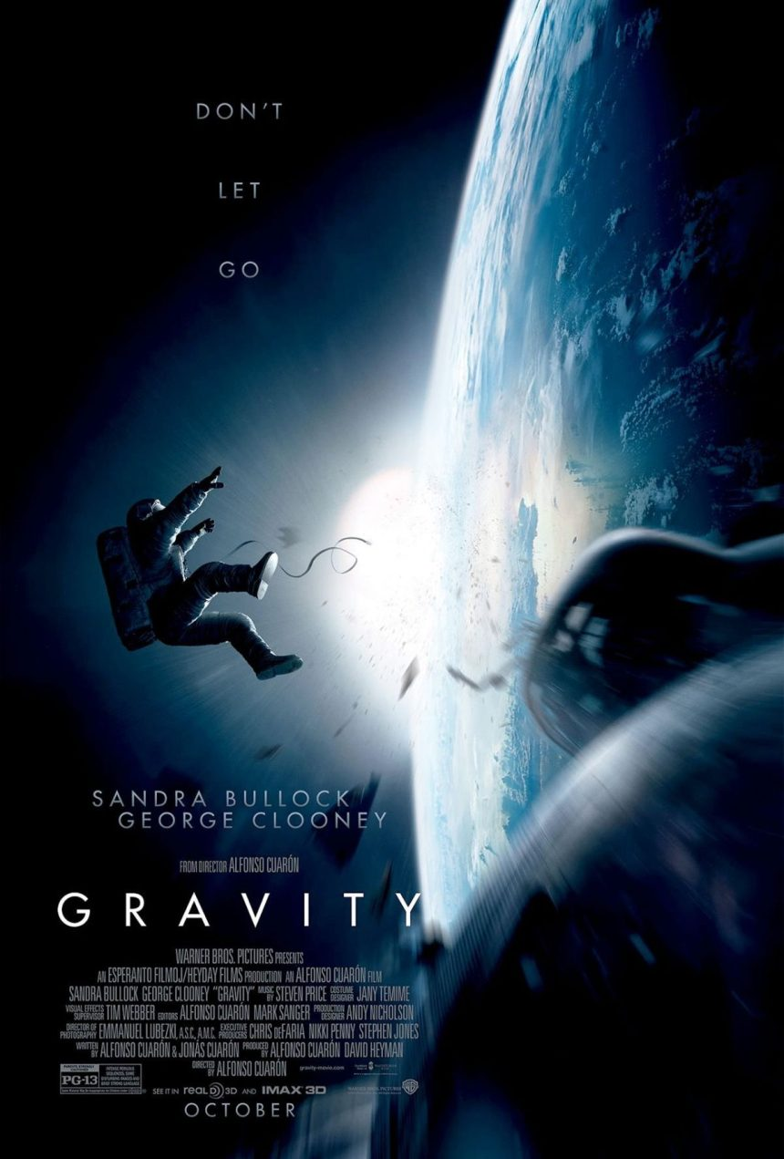 GRAVITY: The film's portrayal of realistic technology, believable use of science and universal inner psychology of human life, makes it a part of the mundane science fiction subgenre