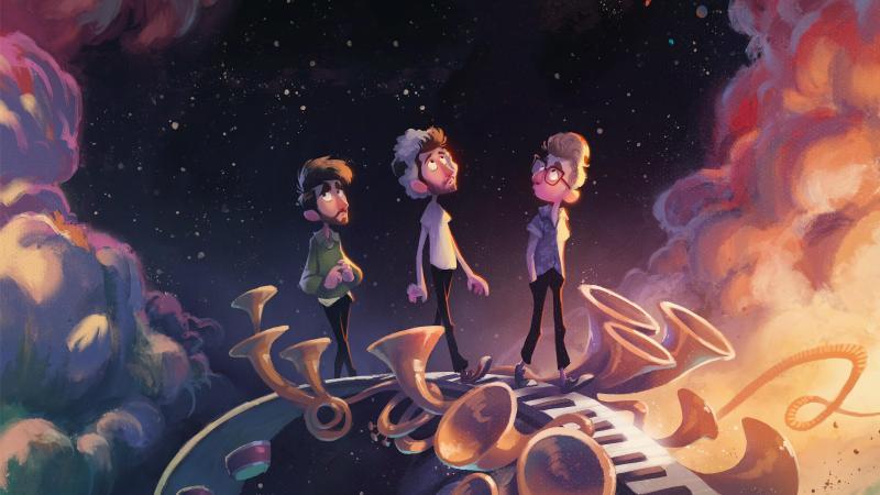 AJR: The Indie Pop Band: The Clique Album Review