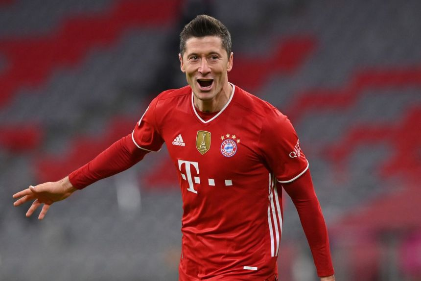robert lewandowski: a player to watch out for in Euros 2020